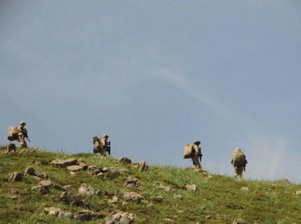 Irak'ın kuzeyinde çatışma: 3 şehit, 7 yaralı