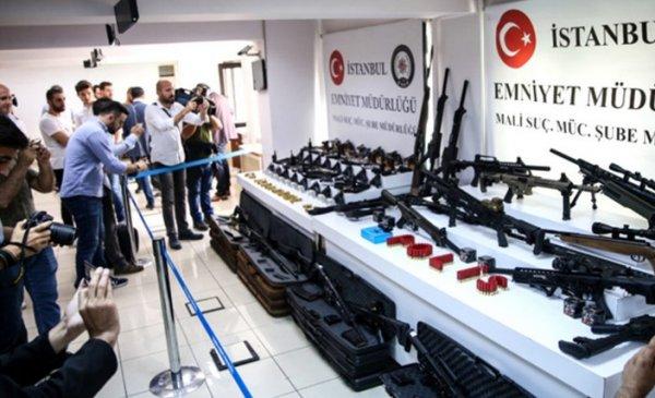 Türkiye'de bireysel silahlanma: 100 kişiden 12'si silahlı