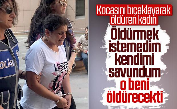 İstanbul'da kendini savunmak için kocasını öldürdü