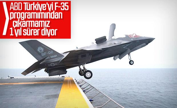 Pentagon F-35 süreciyle ilgili son bilgileri paylaştı