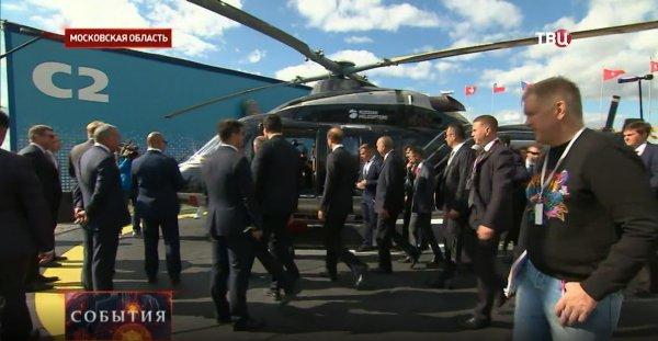 Erdoğan ile Putin arasında helikopter pazarlığı