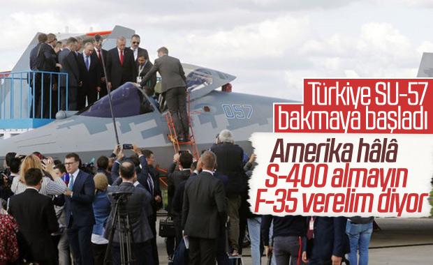 Türkiye'ye ABD'den yine S-400'ler vazgeçin uyarısı