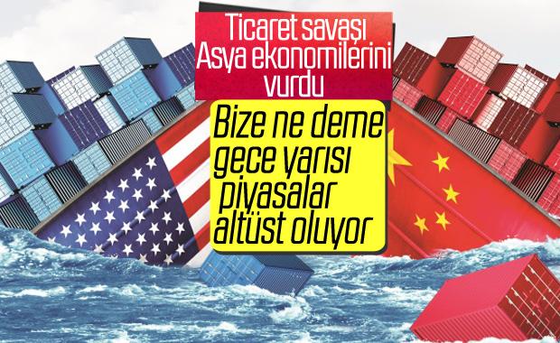 Asya ekonomileri resesyona giriyor