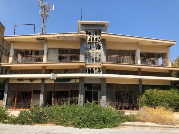 Kapalı Maraş 45 yıl sonra gazetecilere açıldı