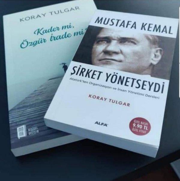 Koray Tulgar, son kitabı Kader mi Özgür İrade mi'yi anlatıyor