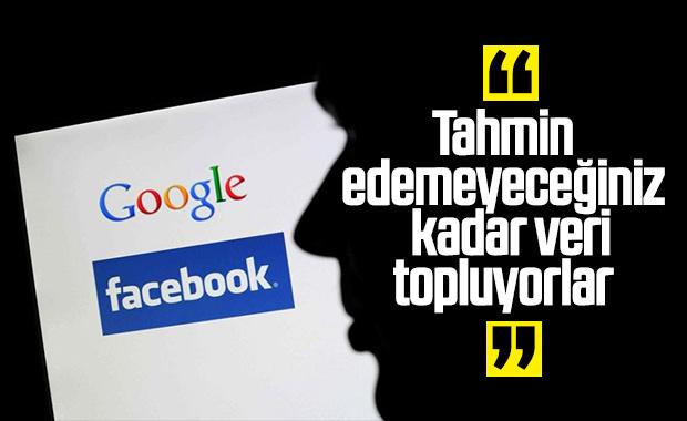 AB Rekabet Kurulu: Facebook ve Google bütün verileri topluyor