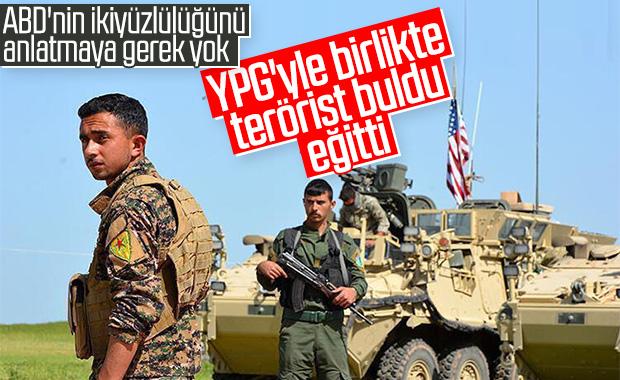 ABD ve YPG/PKK'dan 700 kişiye terör eğitimi