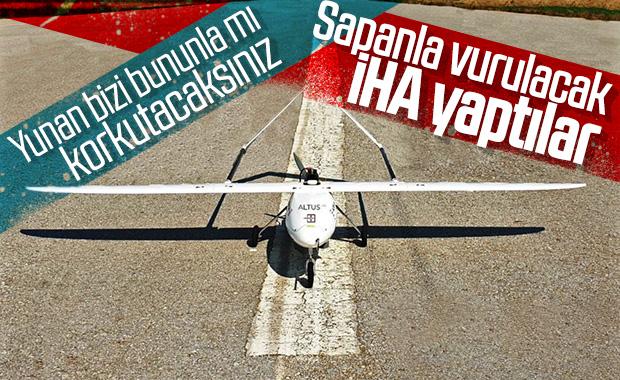 Yunanistan insansız hava aracı üretecek