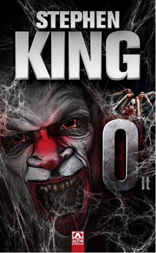 Stephen King'in korkunç palyaçosu geri döndü: O