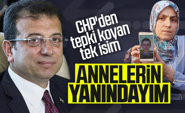 Diyarbakır'daki anneler Ekrem İmamoğlu'na soruldu