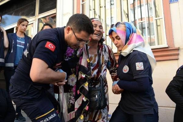 Çocukları için nöbet tutan Diyarbakır annelerine destek