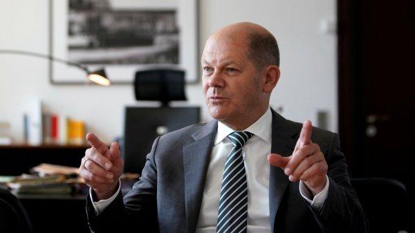 Alman Maliye Bakanı: Ekonomik krize gereken önlemi aldık