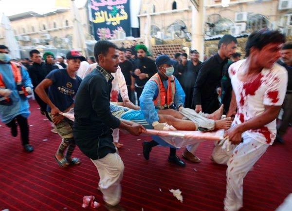 Irak'ta Aşure Günü izdihamı: 31 ölü