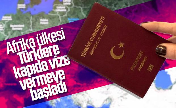 Sierra Leone'den Türkler için kapıda vize uygulaması