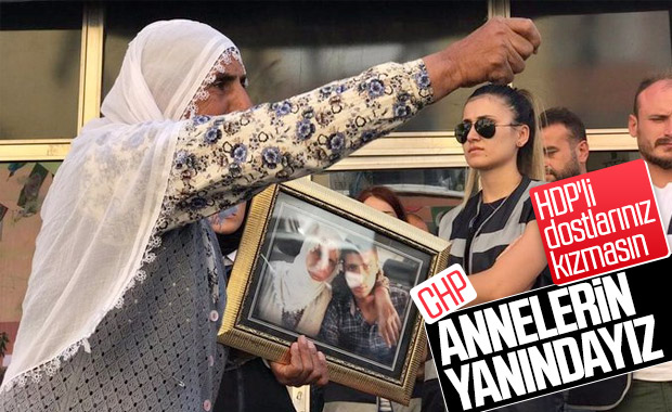 CHP'den Diyarbakır'daki annelere destek mesajı