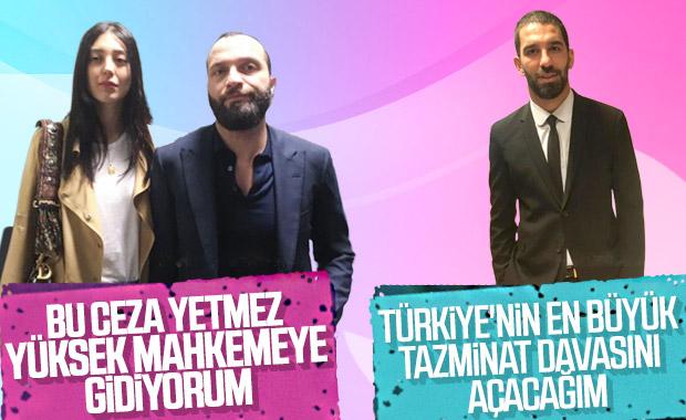 Berkay ve Arda Turan'dan duruşma sonrası açıklamalar