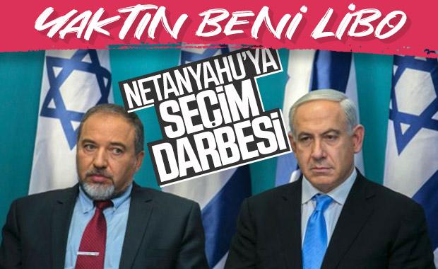 Netanyahu'ya seçimlerde hayal kırıklığı