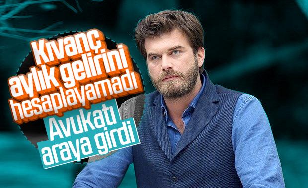 Kıvanç Tatlıtuğ'un avukatı: Hata benim bir gaf yaptım