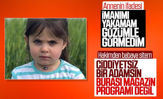 Leyla Aydemir cinayetinde anne ve baba hakim karşısında