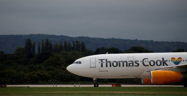 İngiliz seyahat şirketi Thomas Cook için iflas alarmı