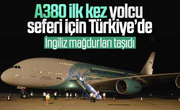12 uçak Dalaman'dan İngiliz turistleri almaya geldi