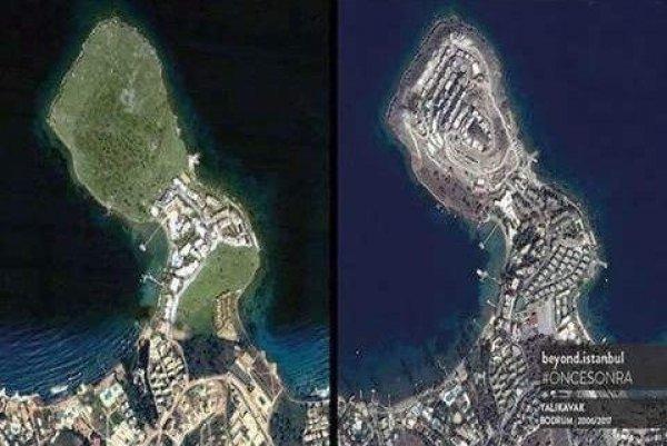 İmar barışına aykırı 21 bin yapı hakkında yıkım kararı