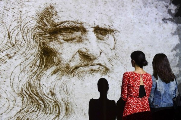 Leonardo da Vinci hakkında yeni iddia