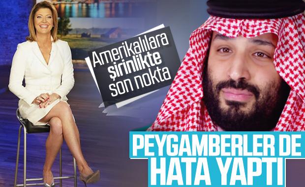 Prens Selman, Kaşıkçı itirafı sonrasında imaj düzeltiyor
