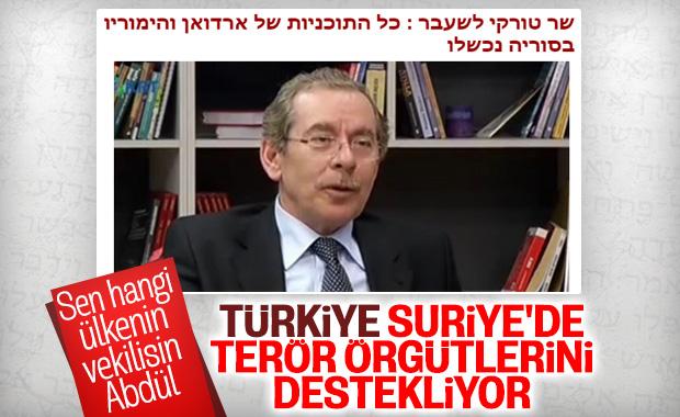 Abdüllatif Şener, Türkiye'yi terörü desteklemekle suçladı