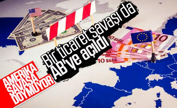 AB ile ABD'nin gümrük vergisi kavgası