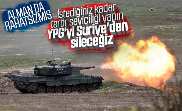 Almanya'dan Türkiye için muhtemel operasyon açıklaması