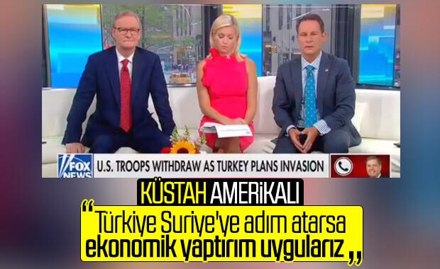 ABD'li senatör Türkiye'yi yaptırım uygulamakla tehdit etti