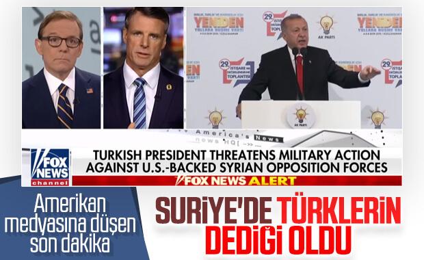 ABD'li general: Türkiye Suriye operasyonunda kararlı