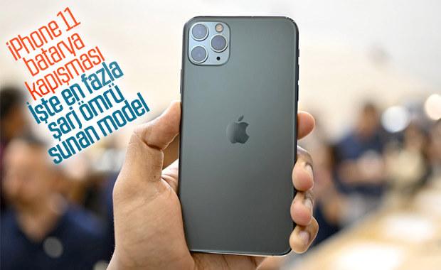 iPhone 11 modellerinin batarya test sonuçları belli oldu