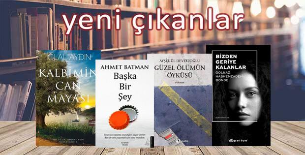 Yeni çıkan kitaplar - 7 Ekim 2019