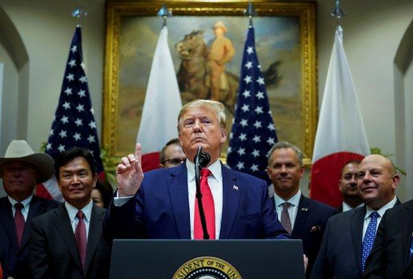 Trump: Suriye'de kimsenin tarafında değilim