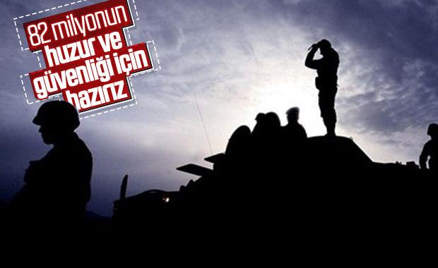 Milli Savunma Bakanlığı: Mücadeleye hazırız