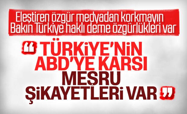 Wall Street Journal'dan Türkiye'yi eleştirenlere tepki