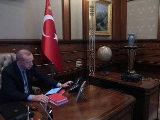 Erdoğan'ın operasyon emrini verdiği o an #1