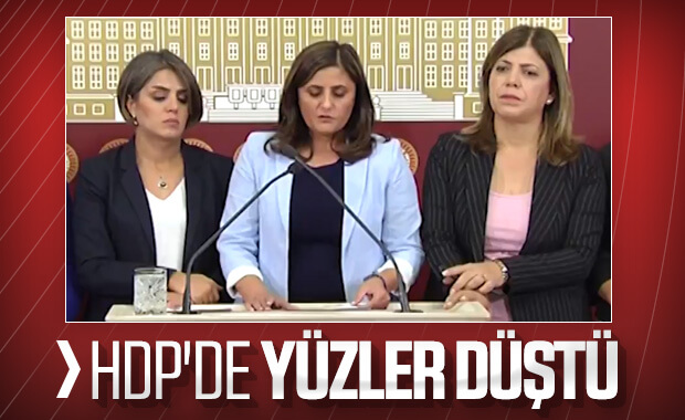 YPG'ye operasyon başladı, HDP'de yüzler düştü