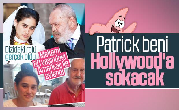 Meltem Miraloğlu'nun hayali Hollywood