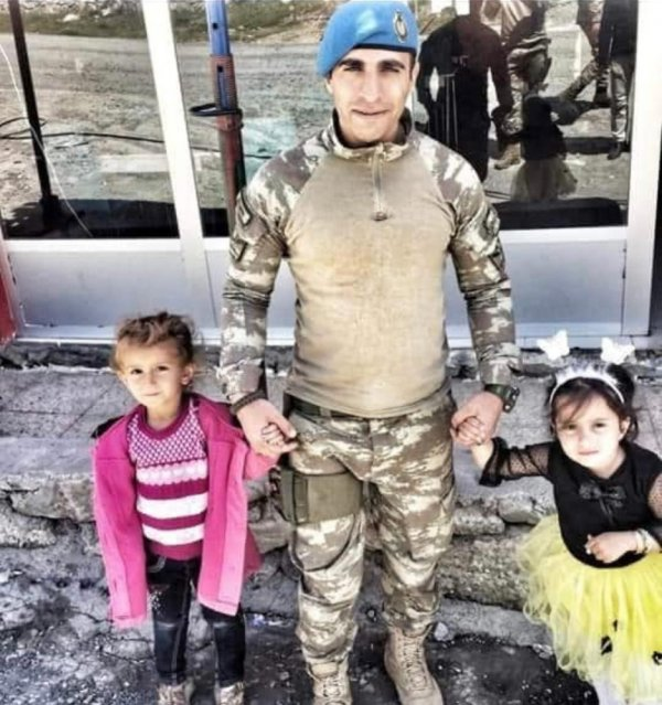 TSK'nın Azez'deki üssüne hain saldırı: 2 şehit