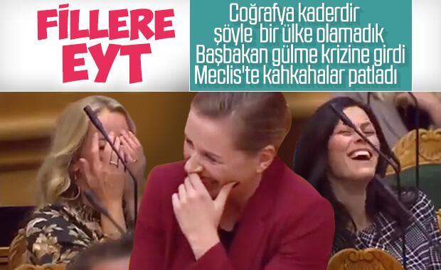 Fillerin emeklilik kararı Danimarka Başbakanı'nı güldürdü