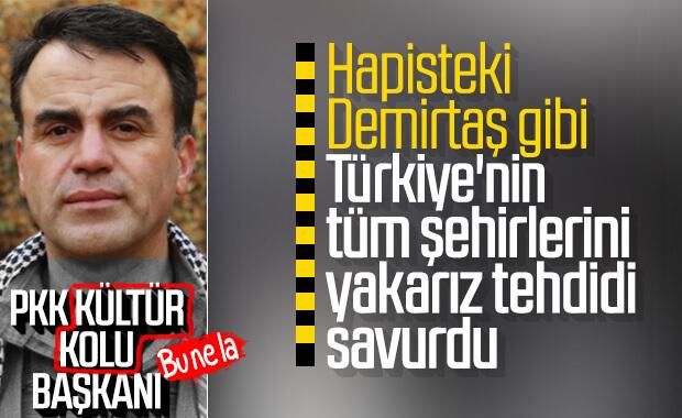 Selahattin Demirtaş'ın ağabeyinden boş tehditler