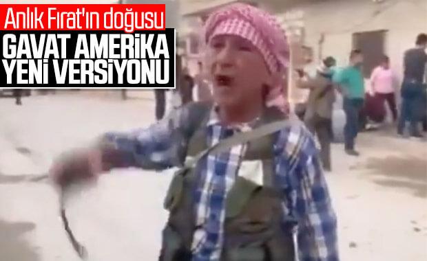 Teröristler ABD ve Rusya'ya lanet okudu