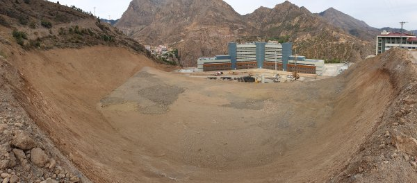 Gümüşhane Devlet Hastanesi'ne 47 milyon liralık harcama