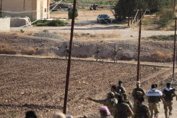 YPG, Tel Abyad'dan kaçtı