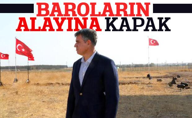 Metin Feyzioğlu sınıra gitti