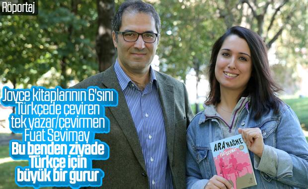 Fuat Sevimay ile Ara Nağme ve Joyce çevirilerini konuşuyoruz