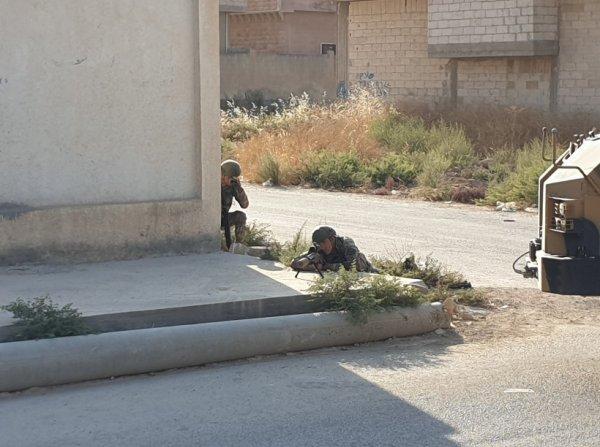 YPG'lilerin DEAŞ'lıları serbest bıraktığı hapishane